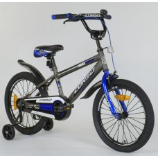 *Велосипед 2-х колёсный CORSO (18 дюймов ) арт. 3102