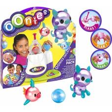 *Конструктор для малышей Oonies -  конструктор из надувных шариков, 36 заготовок, 18 элементов арт. 735