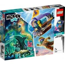 Lego Hidden Side Подводная лодка Джей-Би 70433