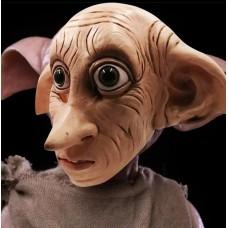Маска виниловая Добби, размер универсальный, для детей и взрослых, из фильма Гарри Поттер - Dobby Harry Potter