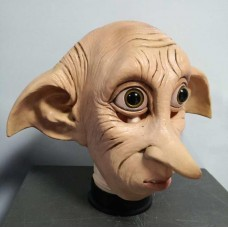 Маска Добби из фильма Гарри Поттер, размер универсальный, для детей и взрослых - Dobby Harry Potter