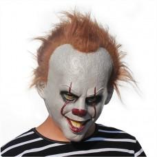 Латексная маска Клоуна