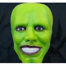Маска латексная Маска Джим Керри, размер универсальный, для детей и взрослых, для маскарада, карнавала