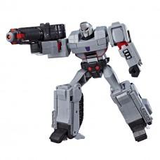 Игровой Робот Трансформер Мегатрон Мега Пушка Кибервселенная 28 см - Megatron, Mega Shoot, Cyberverse, Hasbro