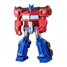 Робот-трансформер Hasbro Оптимус Прайм, Кибевселенная, 10 см - Optimus Prime, Scout, Cyberverse