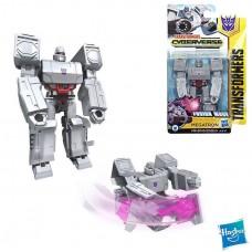 Игровой Робот Трансформер Мегатрон Фьюжн Булава, Кибервселенная 14 см - Transformers Cyberverse Megatron, Hasbro