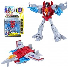 Игровой Робот Трансформер Старскрим Режущее Крыло, Кибервселенная - Starscream, Wing Slice, Cyberverse Hasbro