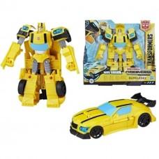 Робот-трансформер Бамблби Кибервселенная - Bumblebee, Hasbro, Cyberverse, Ultra Class, Hive Swarm