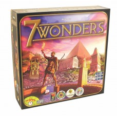*Настольная игра 7 Чудес (7 Wonders) арт. 438