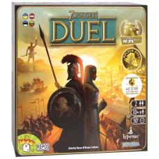 Настольная игра 7 Wonders Duel ( 7 Чудес Дуэль) арт. 2090 59581-06 lvt-2090