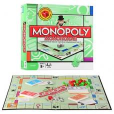 """Настольная игра """"Монополия"""", размер 27-27-5 см арт. 6123"""