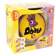 Настольная Развивающая игра на скорость и внимание для 2-8 игроков Dobble - Доббль - 55 карт, подарочная коробка