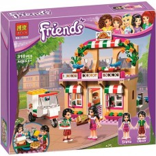 """Конструктор Bela Friends """"Пиццерия"""" арт. 10609"""