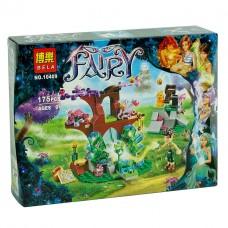 """Конструктор для девочек Bela Fairy Elves """"Фарран и Кристальная Лощина"""" 175 деталей арт. 10409"""