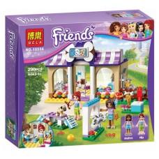 Конструктор Bela Friends Детский сад для щенков арт. 10558 (аналог LEGO Friends 41124) 49998-06 lvt-10558