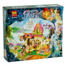 """Конструктор для девочек Bela Fairy (аналог Lego Elves) """"Азари и волшебная булочная"""" 323 детали арт. 10412"""