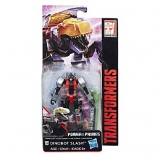 "Трансформер динобот Слэш ""Сила Праймов"" - Slash, Dinobot, Deluxe Class, Power of the Primes, Hasbro"