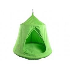 Детские Подвесные Качели Гнездо аиста-Палатка с надувной подушкой для уличных площадок и дачных участков 61626