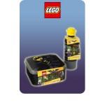 LEGO ланч-боксы и бутылочки