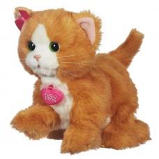 Детская Интерактивная игрушка Игривый котенок Дейзи (шевелит лапками, мяукает) - Daisy FurReal Friends Hasbro