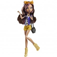 Кукла Монстер Хай Клодин Бу Йорк Monster High Boo York, Boo York Frightseers Clawdeen
