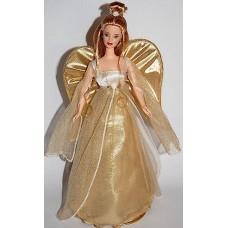 Коллекционная Кукла Барби Ангельское Вдохновение Блондинка 1999 года - Barbie Angelic Inspirations Singing Dove