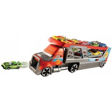 Хот вилс автовоз грузовик - Hot Wheels City Blastin' Rig