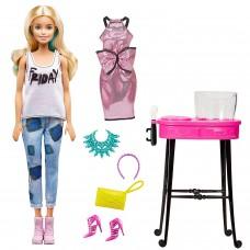 Игровая Кукла Барби Блондинка коллекция Стиль День и Ночь меняет образ - Barbie Day to Night Style Doll