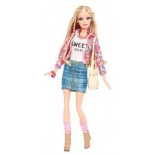 Игровая Кукла Барби Цветочный пиджак Barbie Style Floral Jacket