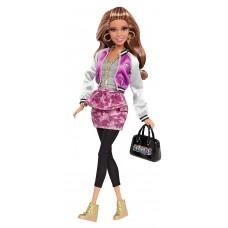 Игровая Кукла Барби для девочек коллекция Стиль Никки шарнирная более 100 поз 2013 год -  Nikki Barbie Style Doll