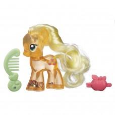 Игровой набор Пони Эплджек с блестками, Моя Маленькая Пони - My Little Pony Water Cuties Applejack, Hasbro