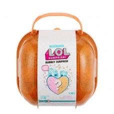 Игровой набор для девочек Чемодан ЛОЛ Шипучий сюрприз: кукла-сюрприз LOL и питомец - LOL Bubbly Surprise