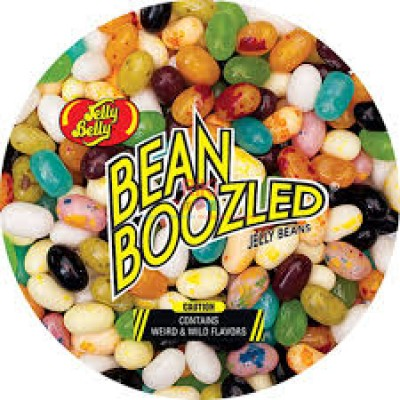 Jelly belly bean boozled весовой ,15 грн-10 г