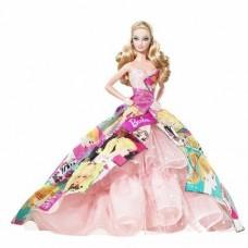 Коллекционная Кукла Барби Блондинка Поколение мечтателей к 50-летию куклы Барби - Generations of Dreams Barbie