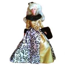 Коллекционная Кукла Барби Блондинка в шикарном платье Вечернее Величие 1996 года - Barbie Evening Majesty Doll