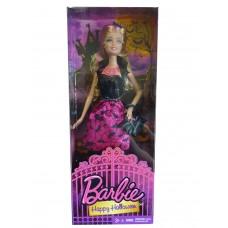 Коллекционная Кукла Барби Счастливого Хеллоуина в праздничном костюме 2014 года - Barbie Happy Halloween