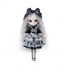 Коллекционная Кукла Пуллип Романтичная  Алиса Монохромная в черно-белом - Pullip Romantic Alice Monochrome, Groove Inc