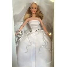 Коллекционная Кукла Свадебная Барби Невеста 1999 года Wedding Day Barbie Collector Edition Mattel