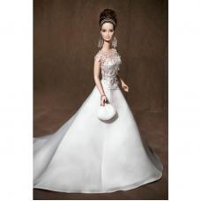 Коллекционная Кукла Свадебная Барби Невеста от Бадли Мишка 2003 года Wedding Day Barbie Collector Edition Mattel