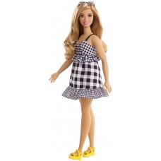 Кукла Барби Блондинка Модница - Barbie Fashionistas Check Me Out Doll, Curvy