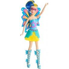 Кукла Барби супер принцесса Эбби голубая - Barbie in Princess Power Butterfly