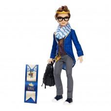 Кукла Эвер Афтер Хай Декстер Чарминг базовый полная версия с рюкзаком Ever After High Dexter Charming