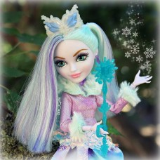 Кукла Эвер Афтер Хай Кристал Винтер Эпическая Зима EAH Epic Winter Crystal Winter