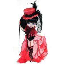 Кукла Коллекционная шарнирная Пуллип Айра в дерзком наряде, с аксессуарами, стулом и подставкой - Pullip Aira