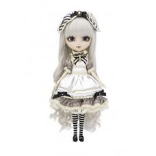 Кукла Коллекционная шарнирная Пуллип Алиса классическая в цвете сепия, 31 см - Pullip Classical Alice Sepia