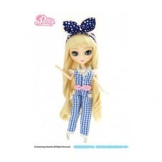 Кукла Коллекционная шарнирная Пуллип Ха-Ха в купальнике бикини с аксессуарами, подставкой 31см - Pullip Ha-Ha