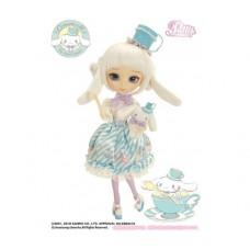 Кукла Коллекционная шарнирная Пуллип Синнаморолл с собачкой, подставка - Pullip Cinnamoroll 15 years Anniversary