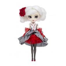 Кукла Коллекционная шарнирная Пуллип Скарлет с модными аксессуарами и подставкой, 31 см - Pullip Scarlet