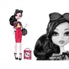 Кукла Монстер Хай Дракулаура Я Люблю Обувь Monster High Draculaura I Love Shoes