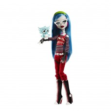 Кукла Монстер Хай Гулия Йелпс базовая с питомцем Monster High Ghoulia Yelps Basic